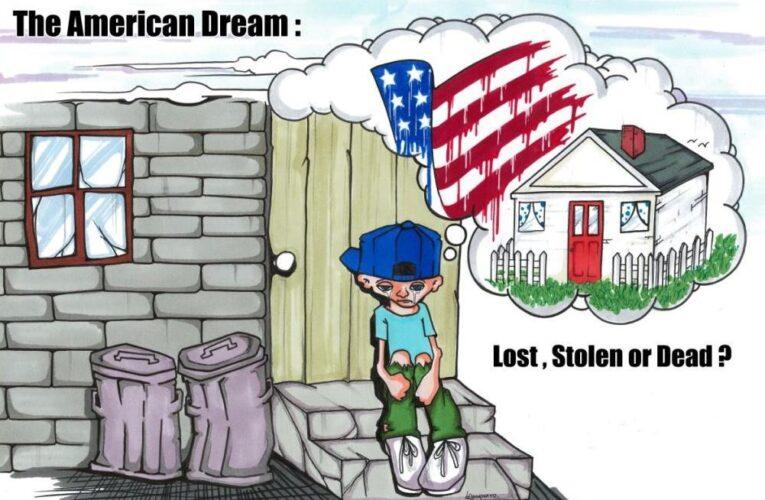 THE AMERICAN DREAM – PART 2(NAPISY PL) – ANIMACJA O BANKIERACH ZADŁUŻAJĄCYCH ŚWIAT!
