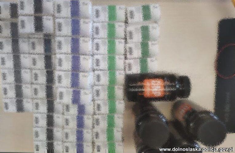 Policjanci zabezpieczyli ponad 15 tys. sztuk środków na potencję oraz sterydów anabolicznych