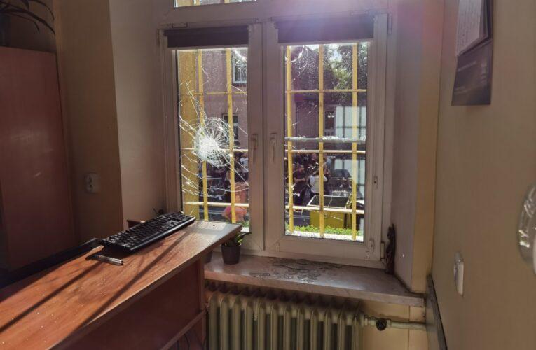 Areszty dla najbardziej agresywnych uczestników zamieszek w Lubinie