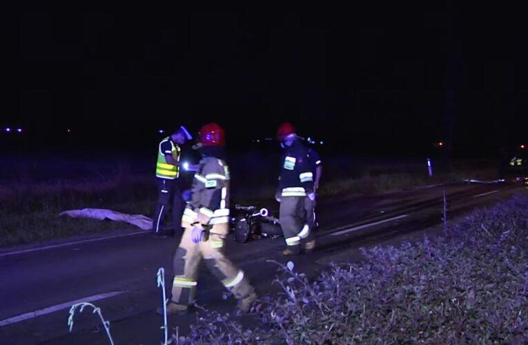 Śmiertelne wypadki na drogach powiatu dzierżoniowskiego. Policja apeluje o ostrożność