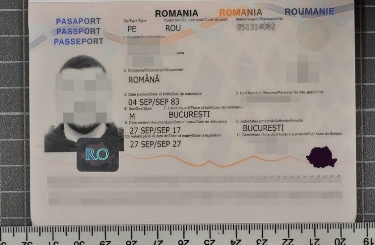 W trakcie kontroli granicznej Ukrainiec podawał się za Rumuna