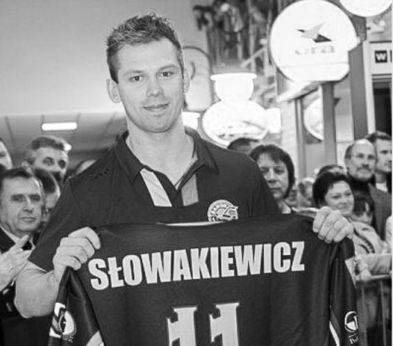 Nie żyje hokeista Dawid Słowakiewicz. Miał 37 lat