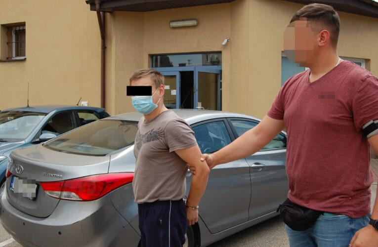 Obywatel Ukrainy wraz z kolegami dokonali rozboju na właścicielce lokalu, który wcześniej wynajmował