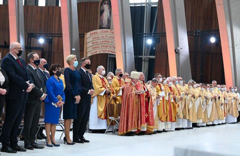Świątynia Opatrzności Bożej w Warszawie: Beatyfikacja kardynała Stefana Wyszyńskiego oraz matki Elżbiety Róży Czackiej