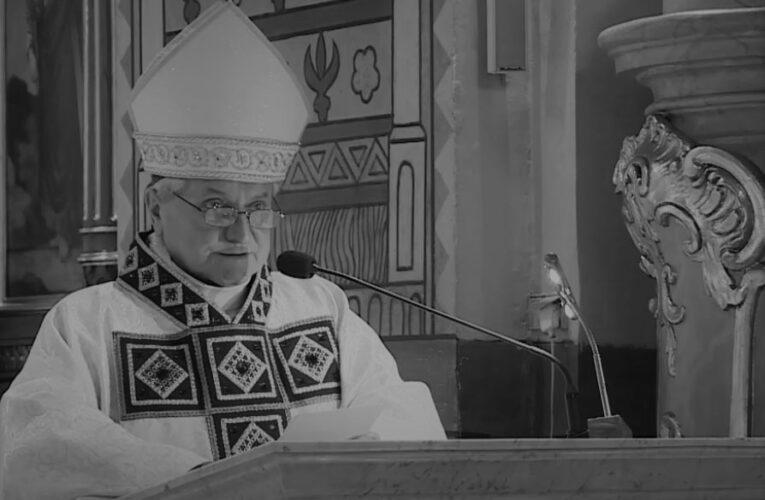 Nie żyje Edward Janiak. Biskup senior diecezji kaliskiej miał 69 lat