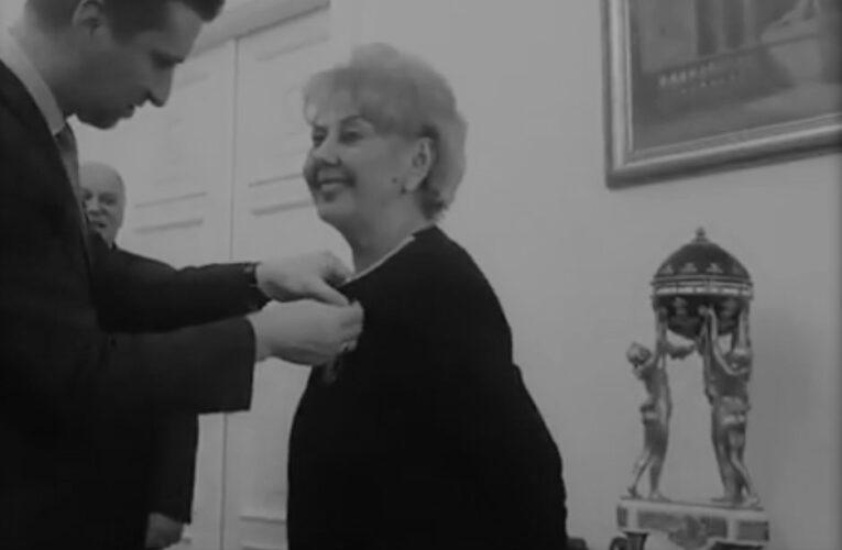 Nie żyje aktorka Krystyna Kołodziejczyk. Miała 82 lata