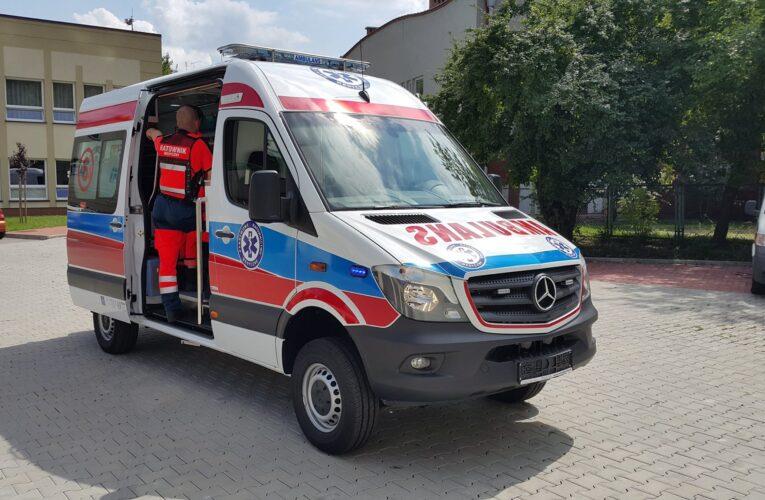 Tragedia w Poznaniu. 2,5-letnie dziecko wypadło z okna. Nie przeżyło