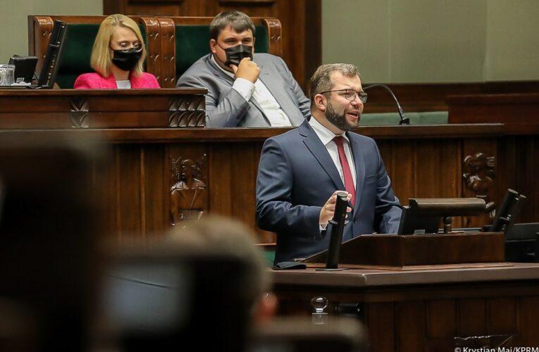 Sejm odrzucił wniosek o wotum nieufności wobec ministra Grzegorza Pudy