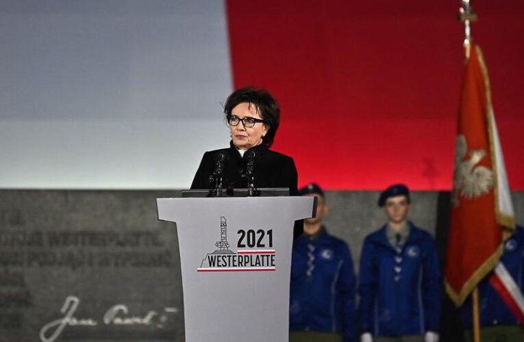 """82. rocznica wybuchu II wojny światowej – uroczystości na Westerplatte. """"Symbol męstwa, patriotyzmu i miłości do Ojczyzny"""""""