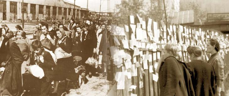 Byli więźniowie obozu przejściowego w Pruszkowie z uprawnieniami kombatantów