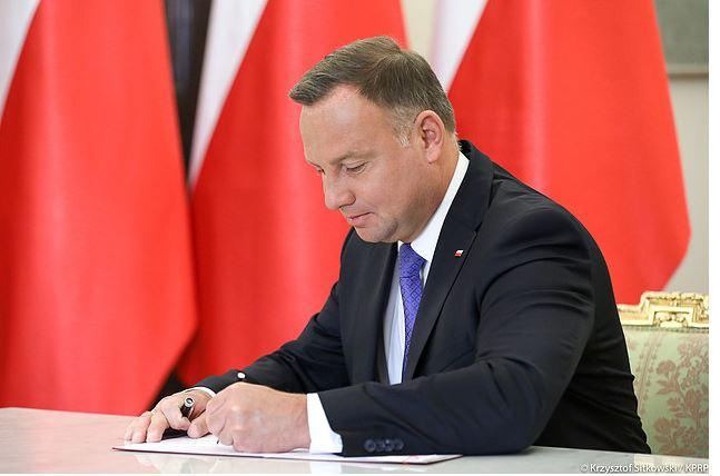 Prezydent podpisał rozporządzenie w sprawie przedłużenia stanu wyjątkowego